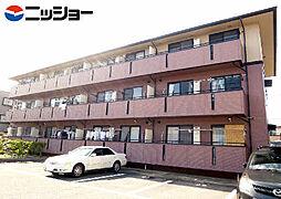ロイヤルガーデン昭和A棟[2階]の外観