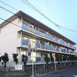 静岡県浜松市南区安松町の賃貸マンションの外観