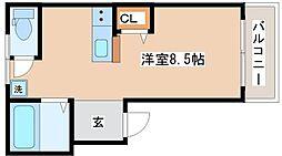 兵庫県神戸市垂水区大町3丁目の賃貸マンションの間取り
