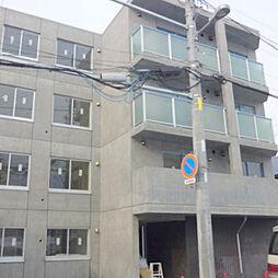 LE PARKER HIBARIGAOKA(ルパーカーひばり[1階]の外観