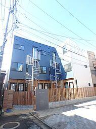 ミーナソルテ桜新町[3階]の外観