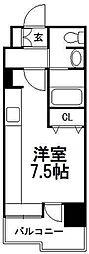 LAVITA410[10階]の間取り