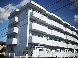 愛知県豊田市金谷町7丁目の賃貸マンションの外観