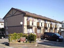 [テラスハウス] 富山県富山市豊田本町 の賃貸【/】の外観