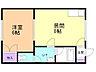 間取り,1DK,面積29.55m2,賃料3.5万円,バス 函館バス医師会病院前下車 徒歩3分,,北海道函館市富岡町3丁目2番2号