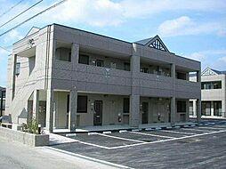 コート・ヴィラージュB棟[2階]の外観