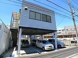 コーポ新田[201号室]の外観