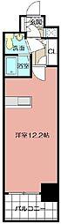 No.63オリエントキャピタルタワー[901号室]の間取り