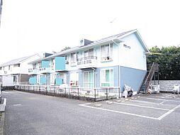 犬竹ハイツ[2階]の外観