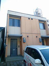[タウンハウス] 大阪府大阪市東住吉区西今川3丁目 の賃貸【/】の外観