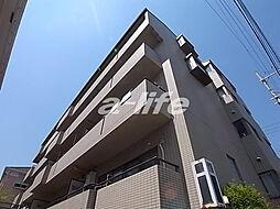 兵庫県神戸市東灘区西岡本3丁目の賃貸マンションの外観
