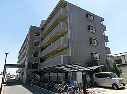 岡山県岡山市南区大福の賃貸マンションの外観
