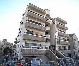 京都府京都市東山区本池田町の賃貸マンションの外観