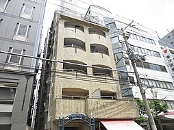 ハイツ芳[8階]の外観