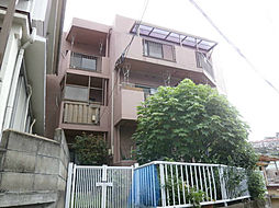長崎県長崎市上田町の賃貸マンションの外観