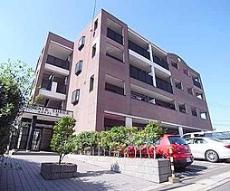 京都府長岡京市馬場1丁目の賃貸マンションの外観
