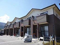 [テラスハウス] 山梨県南アルプス市下宮地 の賃貸【/】の外観