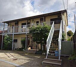 ハイムKOSHA[2階]の外観