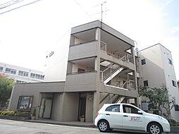大阪府高槻市津之江北町の賃貸マンションの外観