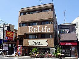 東京都国分寺市東元町3丁目の賃貸マンションの外観