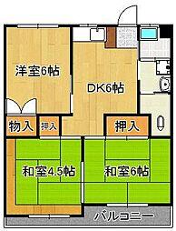 八幡駅 3.5万円