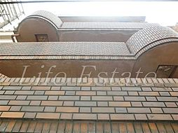大阪府大阪市中央区高津2丁目の賃貸マンションの外観