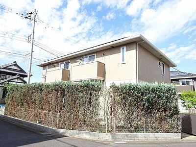外観,1LDK,面積45.78m2,賃料7.5万円,つくばエクスプレス 研究学園駅 3.4km,,茨城県つくば市学園の森