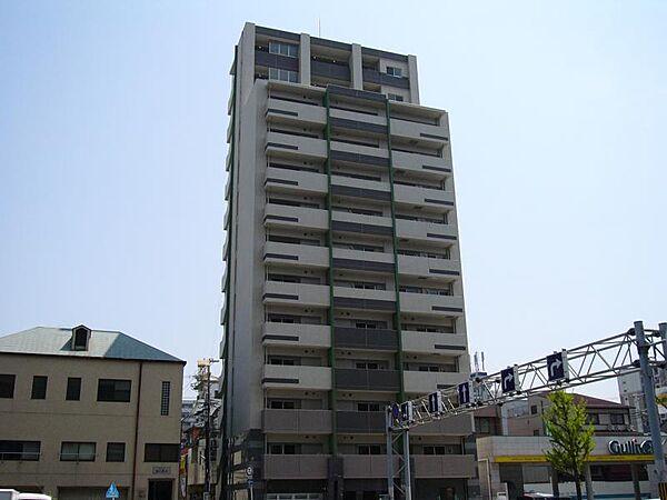「ALTA京都堀川ウインドア」[11階]の外観