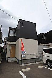 [タウンハウス] 福岡県福岡市博多区那珂1丁目 の賃貸【/】の外観