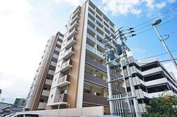 福岡県福岡市博多区元町2の賃貸マンションの外観