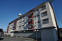 静岡県浜松市東区天龍川町の賃貸マンションの外観