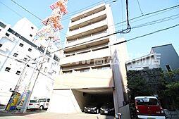 香川県高松市丸の内の賃貸マンションの外観