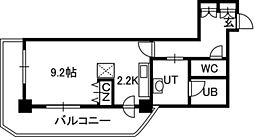 中島公園駅 6.1万円
