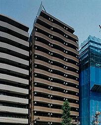 グランドガーラ高輪[12階]の外観