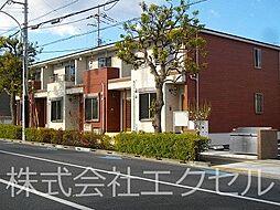 JR青梅線 小作駅 徒歩11分の賃貸アパート