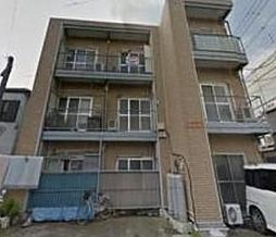 神奈川県大和市西鶴間5の賃貸マンションの外観