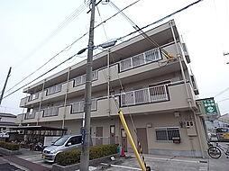 兵庫県加古郡播磨町大中の賃貸マンションの外観