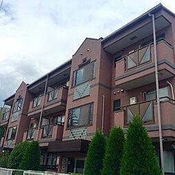 大阪府高槻市上田辺町の賃貸マンションの外観