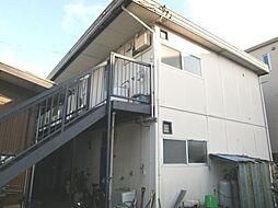 埼玉県さいたま市南区南本町2丁目の賃貸アパートの外観