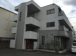 大阪府高槻市南芥川町の賃貸マンションの外観