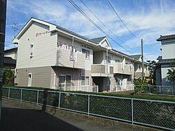 新潟県新潟市中央区姥ケ山5丁目の賃貸アパートの外観