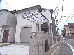 京阪本線 墨染駅 徒歩9分の賃貸一戸建て