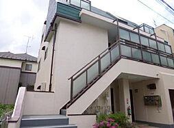 ハイム宇田川[2階]の外観