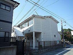 山田荘[2階]の外観
