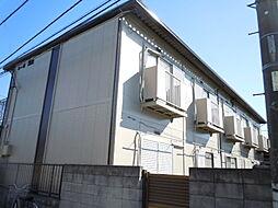 コーポ高松[1階]の外観