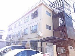 竹屋コーポ[2階]の外観