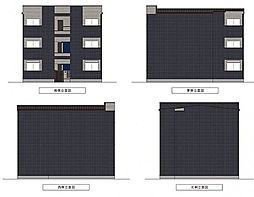 CRASTINE西宮[301号室]の外観
