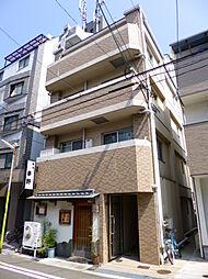 兵庫県神戸市兵庫区湊川町8丁目の賃貸マンションの外観