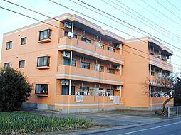 群馬県太田市由良町の賃貸アパートの外観