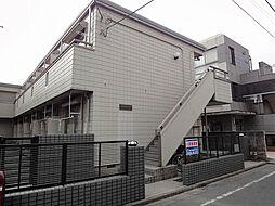 クレセントハウス[1階]の外観